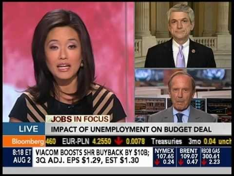 Rigell Joins Betty Liu of Bloomberg TV to Discuss our Nation's Fiscal ...