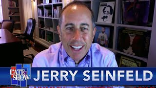 Jerry Seinfeld Compares Doing Stand Up Comedy To Hitting The Surf Every Day