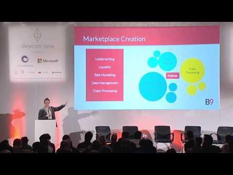 DEVCON1: Insurance on the blockchain - Elias Haase
