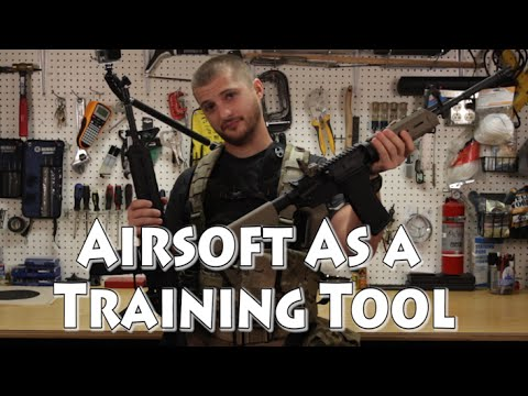 Airsoft as a Training Tool - KGB Survivalist  - Tk68chq8EfQ -