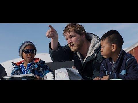 Profesor en Groenlandia - Trailer español (HD)