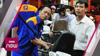 Giá xăng có thể giảm mạnh trong hôm nay | VTC Now