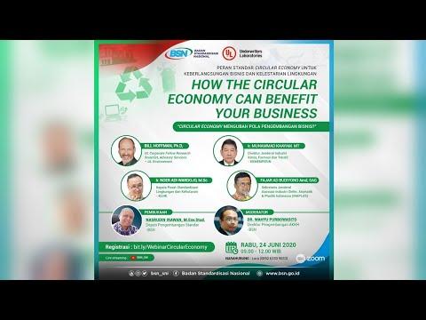 https://youtu.be/TkAf8fCi22sPeran Standar Circular Economy Untuk Keberlangsungan Bisnis dan Kelestarian Lingkungan