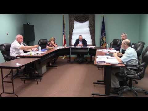 Champlain Town Board Meeting  6-8-21