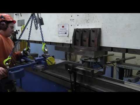 Stena Components - Bockning