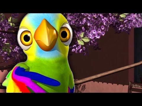 El lorito Pepe  - Las Canciones de la Granja 3