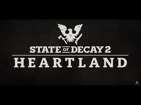 Trailer de anúncio  - State of Decay Heartland - E3 2019 #Xbox E3