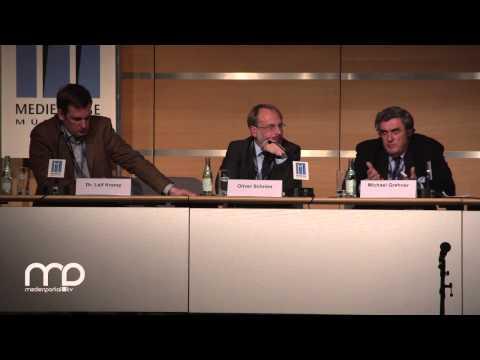 Diskussion: Krise der Verlage, Krise des Journalismus?