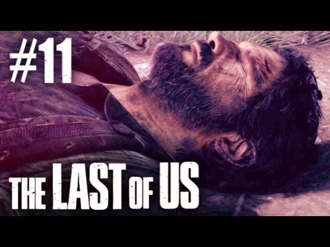 The Last Of Us Gameplay - Part 11 - Scary Sewers! - Smashpipe Games