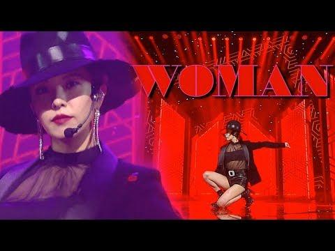 BoA(보아) - Woman @인기가요 Inkigayo 20181028