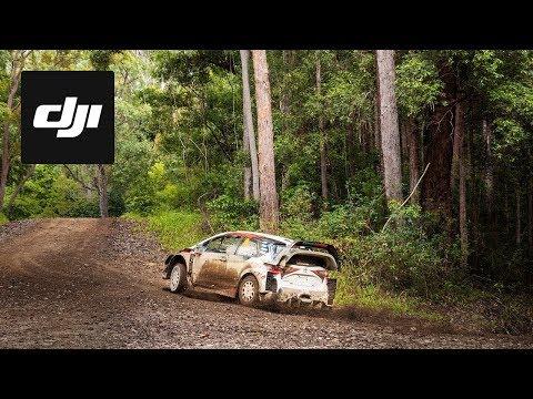 DJI - WRC - Australia 2018
