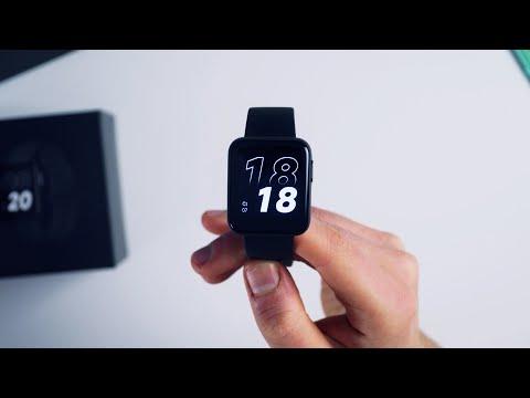 Xiaomi Mi Watch Lite (Unboxing a návod na spárování od XM.cz)