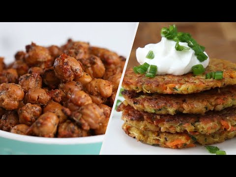 7 Healthy Recipes For Guilt-Free Snacking ? Tasty