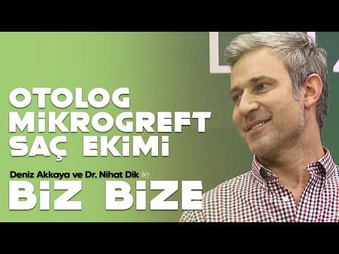 Biz Bize - Saç Ekimi - Saç kaybıyla mücadelede yeni yöntem: Otolog Mikrogreft