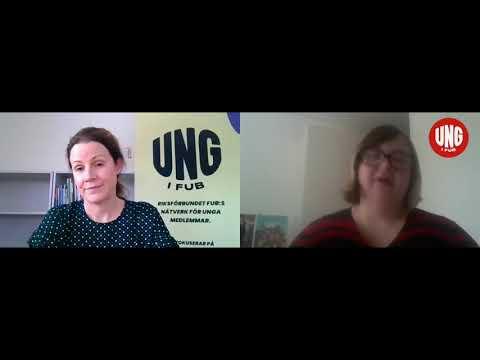 Fyra frågor om Ung i FUB - med Anna och Christina
