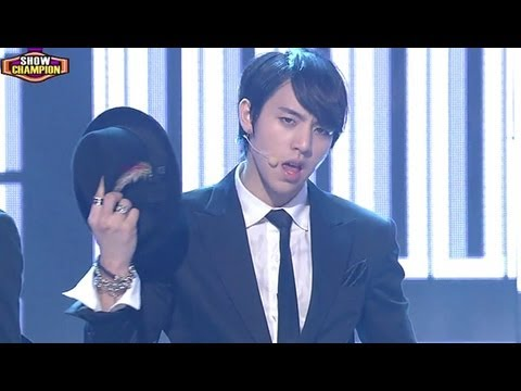 C-CLOWN - Shaking Heart, 씨클라운 - 흔들리고 있어, Show champion 20130424