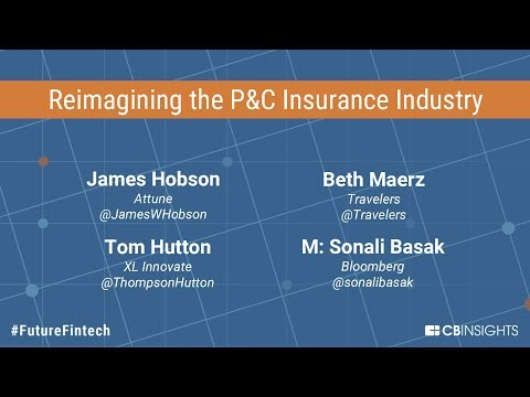 Reimagining the P&C Insurance Industry of the Future