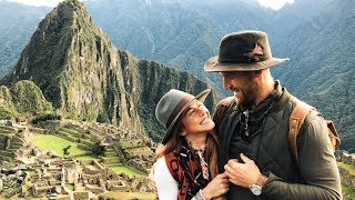 Julianne Hough's Surprise Birthday Trip to Machu Picchu, Peru | Brooks Laich World Playground Ep #1