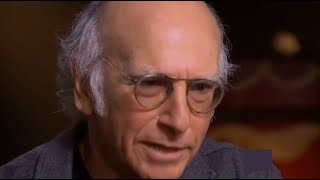 """Larry David: another """"rare"""" interview 2015"""