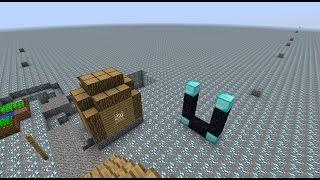 Minecraft-Diamond Superflat Survival(4)