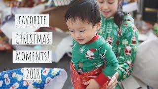 Our Favorite Christmas Moments! I  The Calimbas Family Christmas 2018