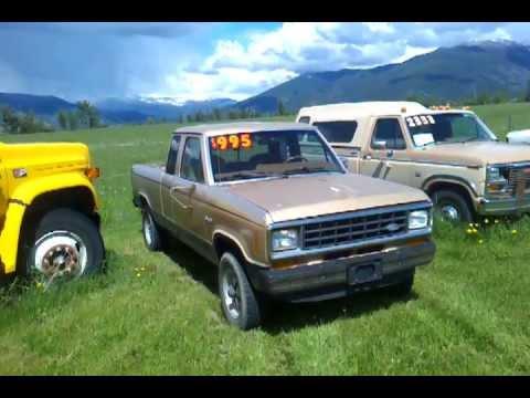 1986 ford ranger turbo diesel for sale. Black Bedroom Furniture Sets. Home Design Ideas