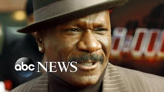 Actor Ving Rhames says police pulled guns on him at his front door