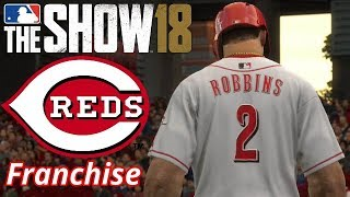 MLB The Show 18 (PS4) Reds Franchise Season 2021 Game 43-45 | Playing Every Season Game