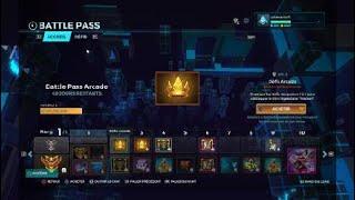 Lava legend battle pass ( clip officiel )