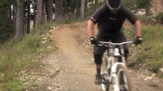 Mejorar tu técnica de mtb downhill