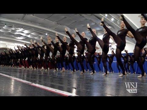 Rockettes Unleashed: Secrets to Their Legs, Kicks
