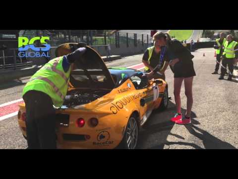 David Ellesley Silverstone - Sept 2015  - Pit Stop Teamwork HD