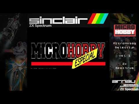 MicroHobby Selección Vol 1 Zx Spectrum