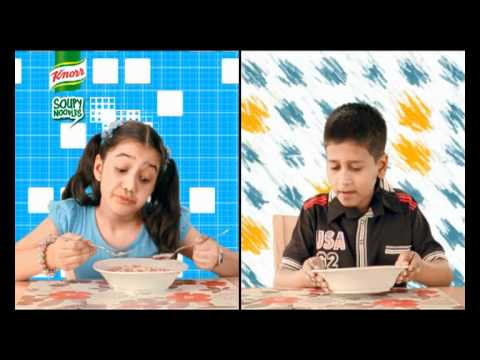 Knorr Soupy Noodles - Bhangra Version 20 sec