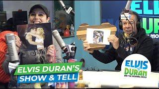 Elvis Duran's Show And Tell | Elvis Duran Exclusive