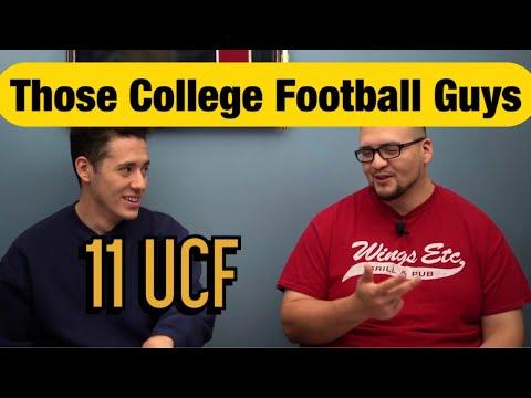 #11 UCF 2019 Season Preview (Those College Football Guys)