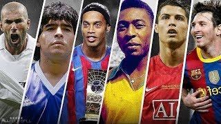 Legendary Football Skills - Skill Mix | HD