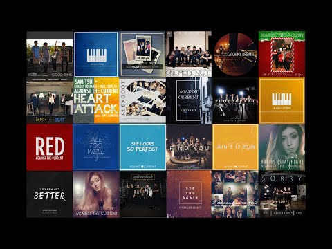 Against The Current - All Covers (2014 - 2016)