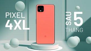 Đánh giá chi tiết Pixel 4 XL: thay thế hoàn toàn iPhone?