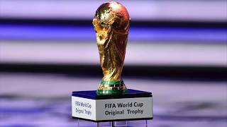 FIFA WORLD CUP 2018, RUSSIA - DRAW