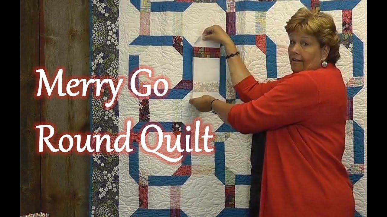 The Merry Go Round Quilt - Smashpipe Education