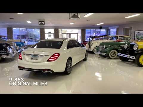 video 2019 Mercedes Benz S450