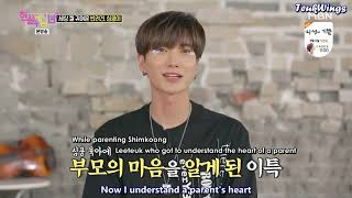 [ENG]HOW SUJU LEETEUK FEED HIS DOG??A REAL PARENT