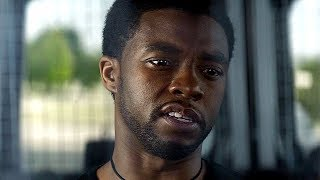 T'Challa Threatens Steve Rogers (Scene) Captain America: Civil War (2016) Movie Clip HD