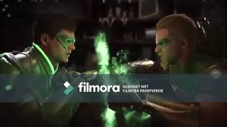 green arrow and green lantern music video lucky strike by maroon 5