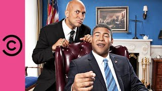 Best Obama Moments ft.Obama's Anger Translator Luther| Key and Peele