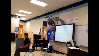 Teaching the Game-S-Cubed Sight Singing Middle School Day 1 of the program Forbidden Pattern S-Cubed