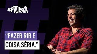 Mix Palestras   Provocações   Bruno Mazzeo