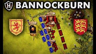 Battle of Bannockburn, 1314 ⚔️ First War of Scottish Independence