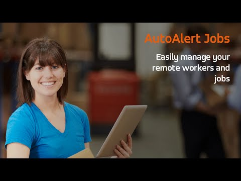 AutoAlert Jobs